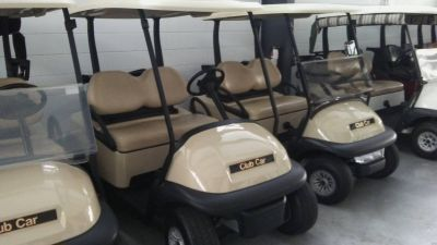 2018 Club Car Precedent i2 Electric Golf Golf Carts Lakeland, FL