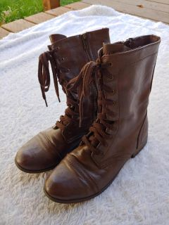 Brown Women's Size 9 Shoes Boots