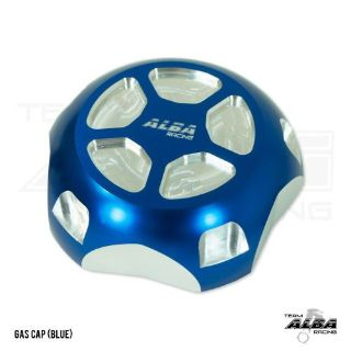 Purchase Polaris Slingshot Gas Cap Billet aluminum Alba Racing Blue motorcycle in Santee, California, United States, for US $29.00
