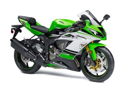2015 Ninja 636 ZX-6R 30th Anniversary Edition
