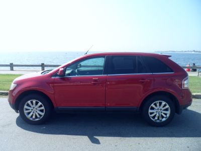 2008 Ford Edge Limited (Redfire Metallic)
