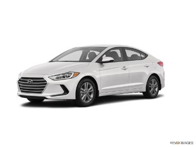 2018 Hyundai Elantra VALUE EDITION (Quartz White Pearl)