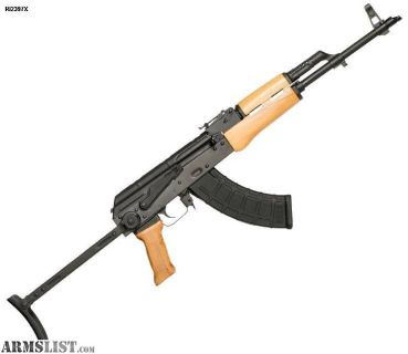 For Sale: Century Arms RI2397X Rifle AK63DS Semi-Automatic 7.62x39mm