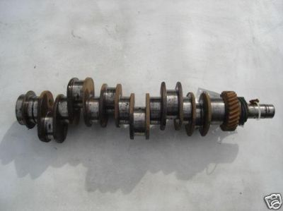 Purchase PORSCHE 911 T CRANKSHAFT 2.0 2.2 USED CRANK SHAFT motorcycle in Los Angeles, California, US, for US $450.00