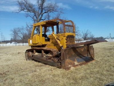 1977 Caterpillar D7G Bulldozer