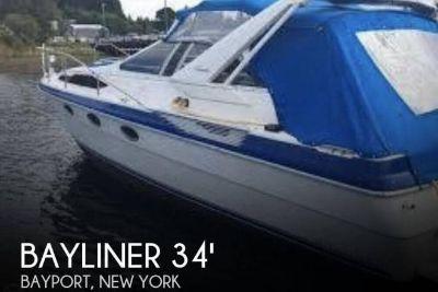 1988 Bayliner Avanti 3415 Sunbridge