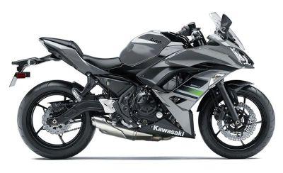 2018 Kawasaki Ninja 650 ABS Sport Talladega, AL