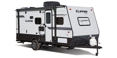2019 Coachmen Clipper Single Axle 17BHS
