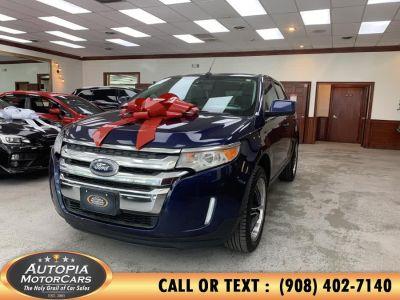 2011 Ford Edge Limited (Kona Blue Metallic)