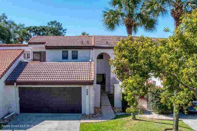 923 Osprey Drive MELBOURNE Two BR, lakefront in suntree!