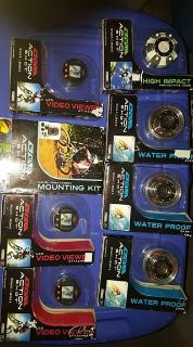 Brand New Action Shot 8 pc Lot