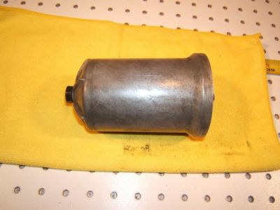 Sell Mercedes W111,112,110,108,109,113,Ponton 4/6cyl oil filter metal 1 canister,#5 motorcycle in Rocklin, California, United States, for US $125.00