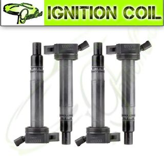 Buy Set of 4 Ignition Coils Pack For Lexus Toyota 4RUNNER 9091902250 UF507 07-12 motorcycle in South El Monte, California, United States