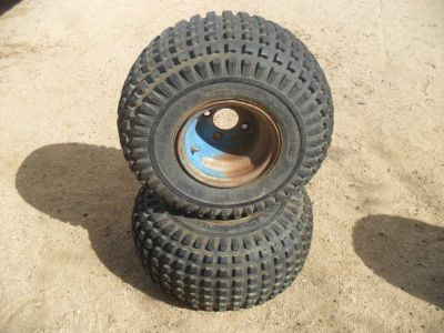 %% Atv Rims + Tires %%