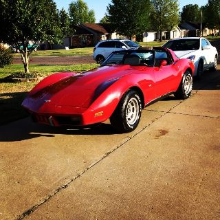 1979 Chevrolet Corvette - super clean w/ low miles