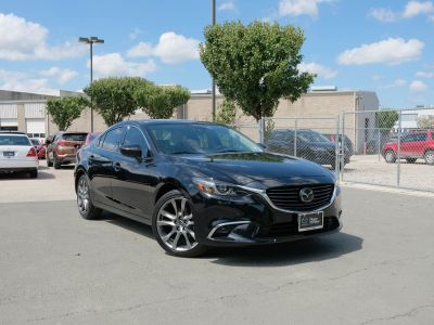 2016 Mazda Mazda6 i Grand Touring (JET BLACK MICA)