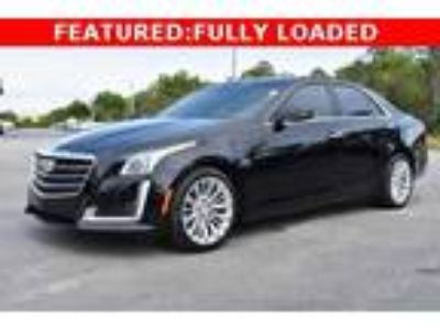 used 2016 Cadillac CTS for sale.
