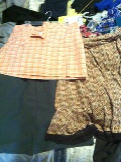 Skirts size large, 11 and 12