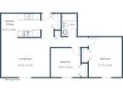 Parkview Arms - 2 BR - Plan A