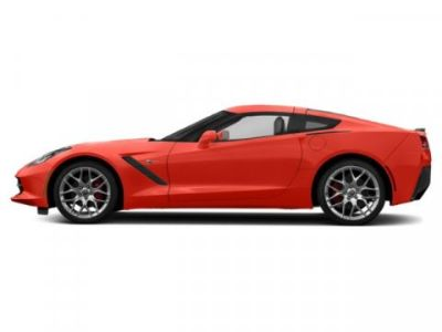 2019 Chevrolet Corvette 1LT (Sebring Orange Tintcoat)
