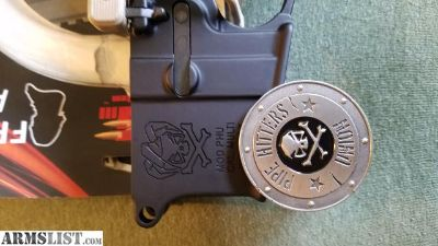 For Sale: Spikes Tactical Jester Lower Receiver with BFS3 Binary Trigger