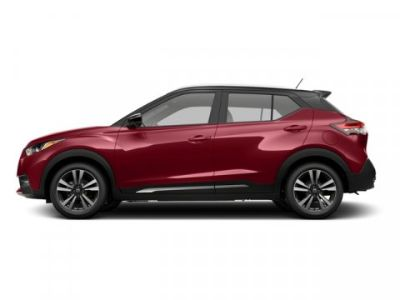 2018 Nissan Kicks SV (Cayenne Red/Super Black)