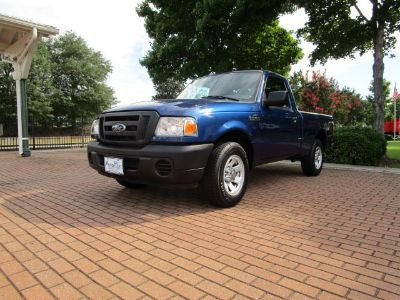 2010 Ford Ranger XL (Blue)