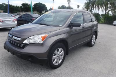 2009 Honda CR-V EX (Brown)