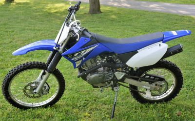 2015 Yamaha TT-R125 LE