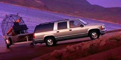 1999 Chevrolet Suburban 1500 (Summit White)