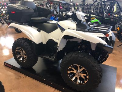 2019 Yamaha Grizzly EPS Utility ATVs Evansville, IN