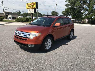 2007 Ford Edge SEL (Orange)
