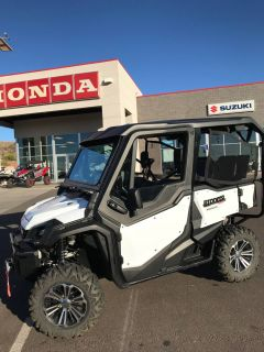 2016 Honda Pioneer 1000-5 Deluxe Side x Side Utility Vehicles Saint George, UT