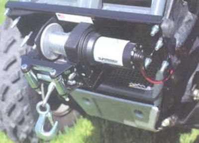 Buy Cycle Country Winch Mounting Kit for Honda TRX 500 Rubicon 07-14 25-1200 motorcycle in Hinckley, Ohio, United States, for US $74.29