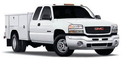 2007 GMC Sierra 3500 Work Truck (Summit White)