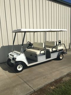 2005 Club Car SHUTTLE 6 Golf carts Tifton, GA