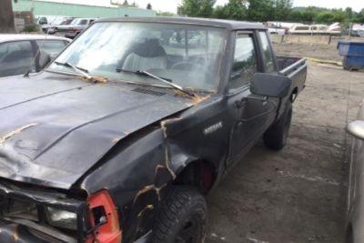 1984 Datsun Pickup