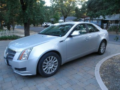 2011 CADILLAC CTS 3.0 V-6 ALL WHEEL..