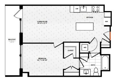 $5460 1 apartment in Arlington