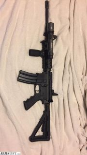 For Sale/Trade: AR15 for sale/trade