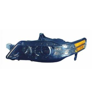 Find Headlight Headlamp Driver Side Left LH NEW for 07-08 Acura TL Type S motorcycle in Gardner, Kansas, US, for US $252.90