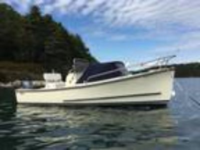 18' Eastern Classic Center Console 2014