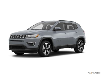2018 Jeep Compass LATITUDE 4X4 (Billet Silver Metallic Clearcoat)