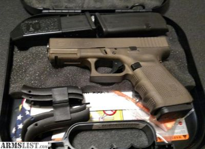 For Sale: Special Edition Glock 19