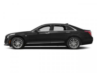 2018 Cadillac CT6 Sedan Premium Luxury AWD (Black Raven)