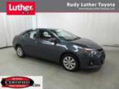 used 2015 Toyota Corolla for sale.