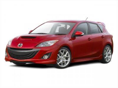 2010 Mazda MazdaSpeed3 Sport (Graphite Mica)