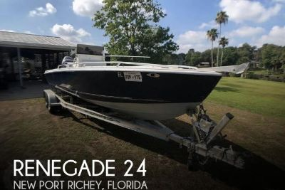 1990 Renegade 24 Open FIsherman