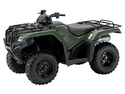 2015 Honda FourTrax Rancher 4x4 ATV Utility ATVs Littleton, NH