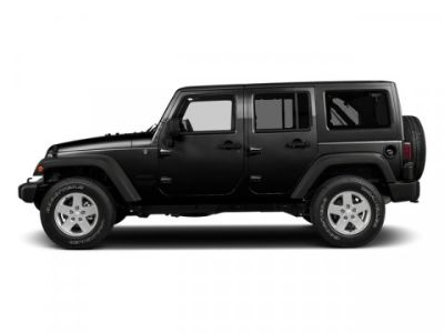 2016 Jeep Wrangler Unlimited Sahara (Black Clearcoat)